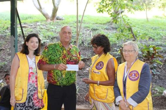 Des fonds pouremmener de jeunes handicapés à l'île des Pins