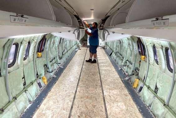 [VIDÉO] Les avions d'Air Calédonie se mettent à nu