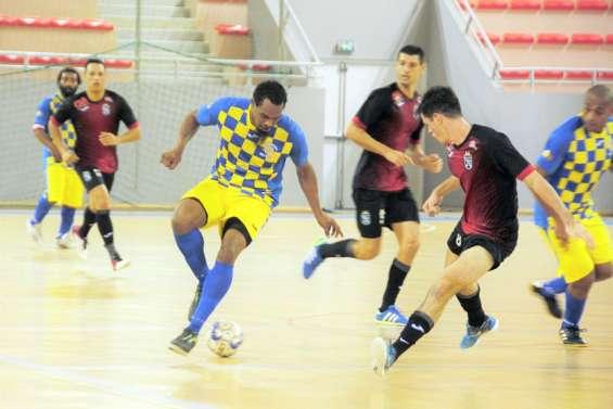 Futsal : les premiers du classement consolident leur avance