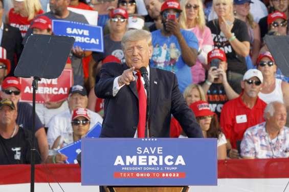 Trump lance la bataille pour les élections de mi-mandat