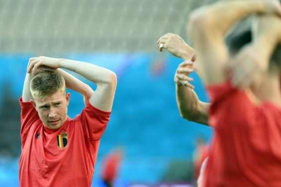 Euro: Belgique-Portugal, la