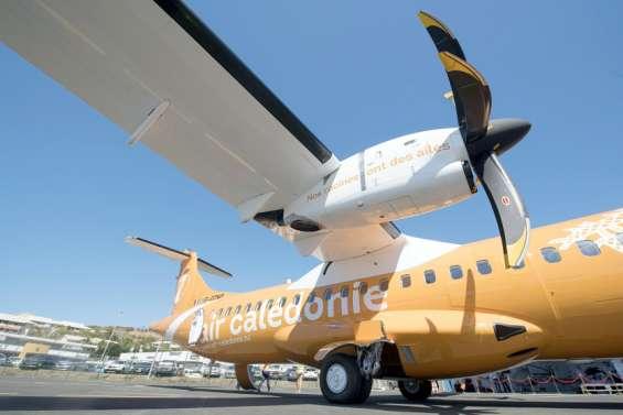 Air Calédonie annonce des perturbations mercredi