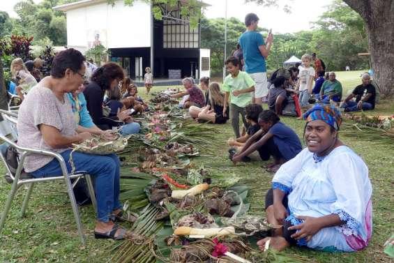 [VIDÉO] Journée de l'igname à succès au centre culturel Pomémie