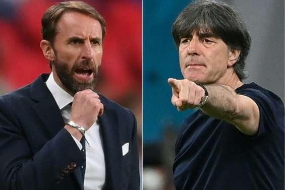 Euro: la France au tapis, qui pour être le patron? L'Angleterre défie l'Allemagne