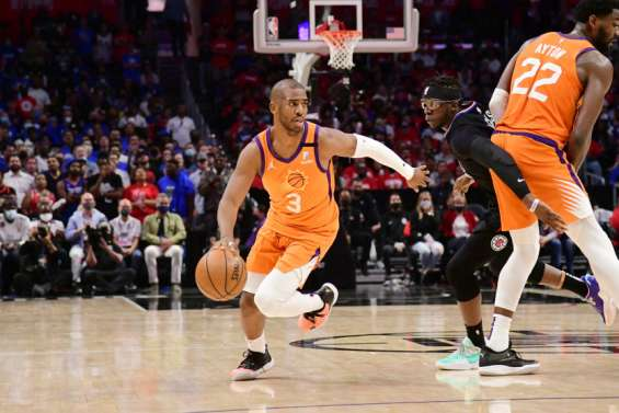 Chris Paul envoie les Suns en finale NBA