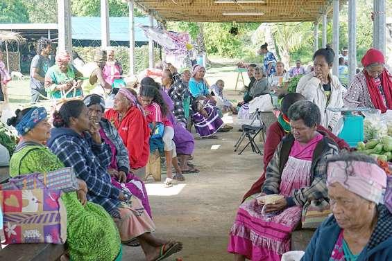 La 27e Fête du wadrawa, l'igname-chef, est lancée à la tribu de Pénélo
