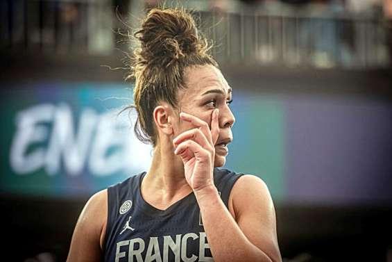 Basket-ball: Soana Lucet non retenue pour les Jeux olympiques