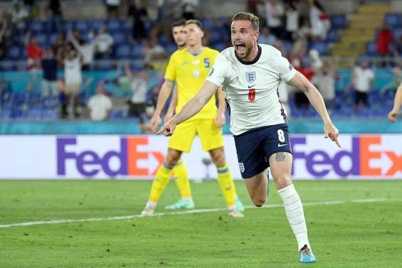 Football : l'Angleterre rejoint l'Italie, l'Espagne et le Danemark en demi-finale