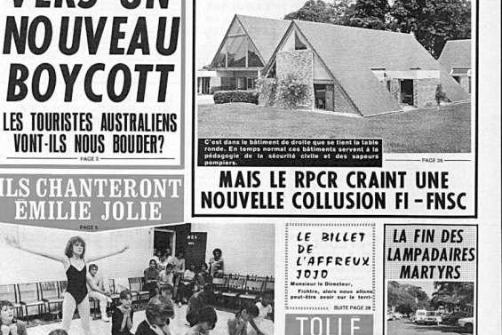 1983 : la tentative infructueuse de Nainville-les-Roches