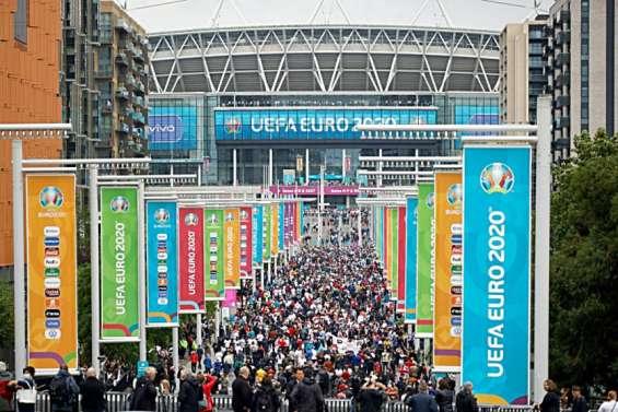 Euro: dernier carré à Wembley,
