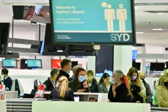 Coronavirus: l'Australie réduit le nombre de voyageurs entrant