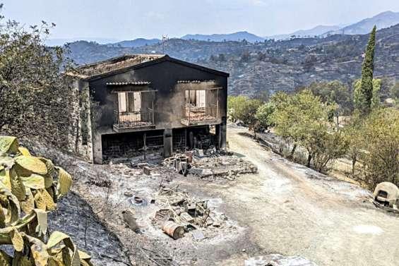 Chypre: quatre morts dans le pire incendie depuis des décennies sur l'île