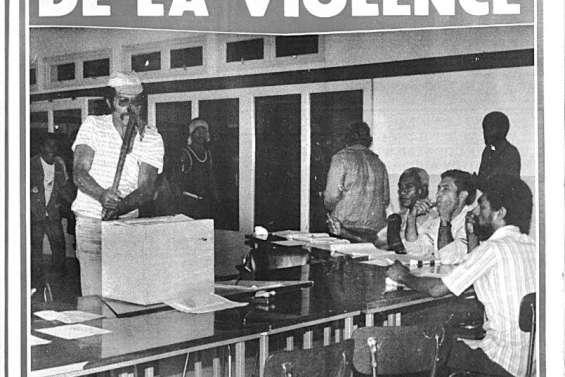 1984 : une année d'affrontements