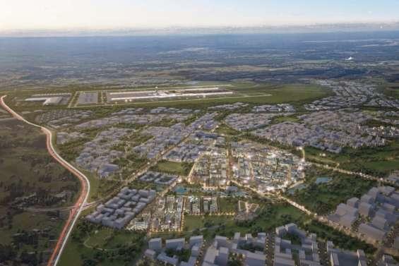 Plus d'un milliard de dollars consacré à la future ville de Sydney