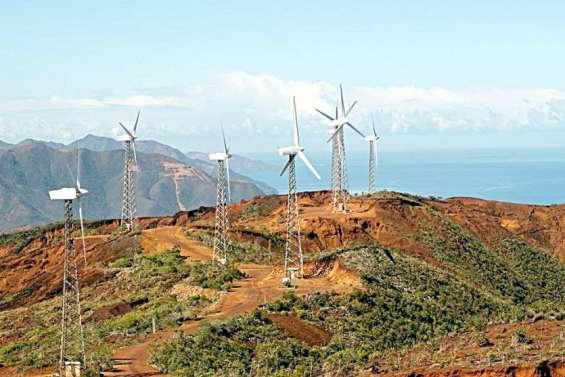Alizés énergiesrééquipe l'intégralité deson parc éolien