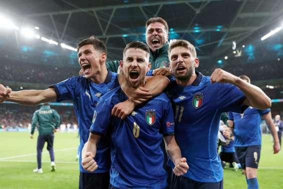 Football: l'Italie élimine l'Espagne et file en finale de l'Euro