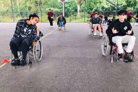 Des lycéens sensibilisés aux handicaps