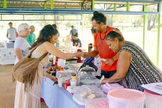 Dumbéa se dote de son tout premier marché municipal