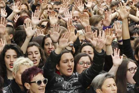 L'Espagne veut durcir sa législation contre le viol