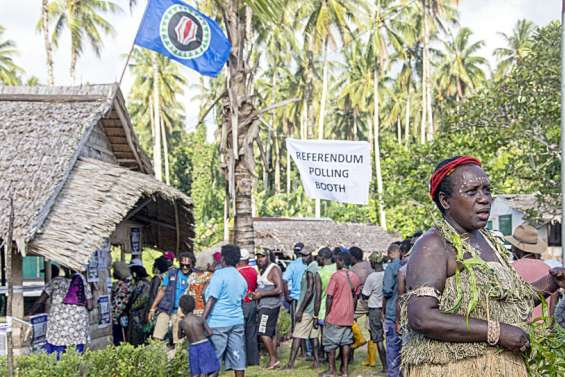 Indépendance: Bougainville se donne jusqu'en 2027