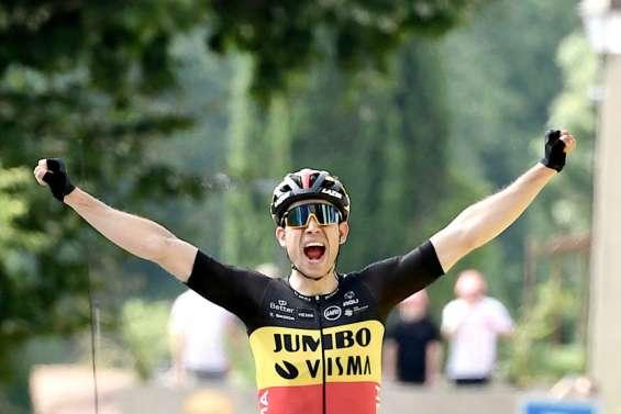 Wout van Aert champion du Ventoux