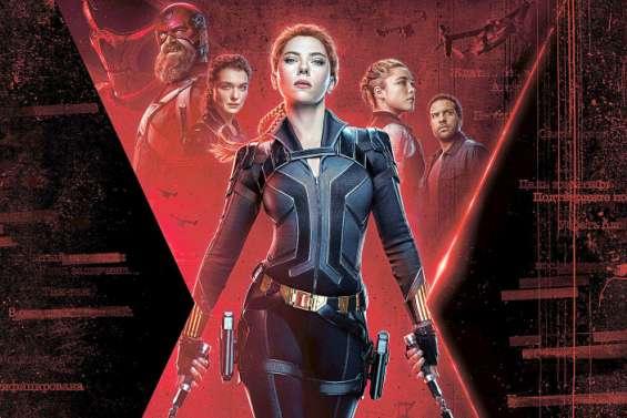 Avec Black Widow, Marvel signe son retour sur grand écran
