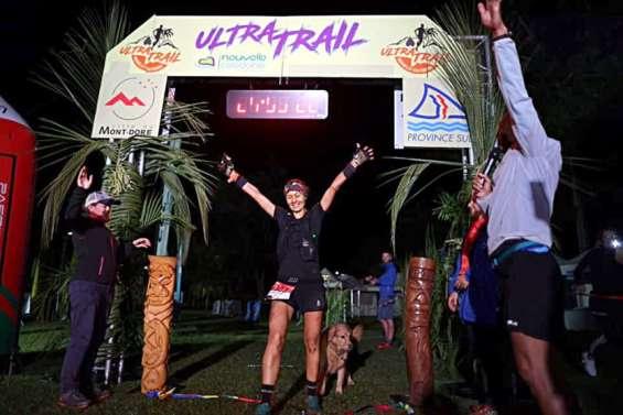 Trail: Gauthier Legrand et Elodie Pichard remportent l'UTNC