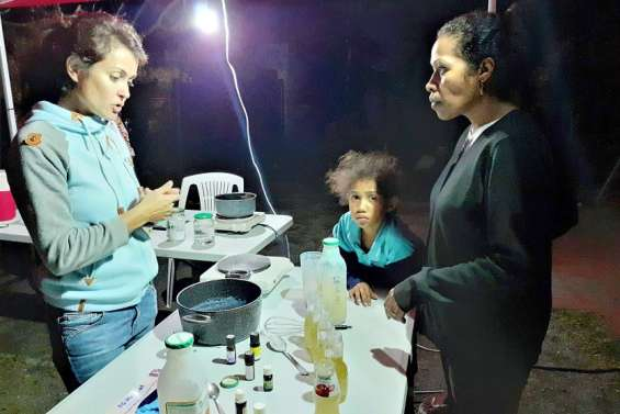 Nouméa : les ateliers pour faire soi-même se déplacent au plus près des habitants