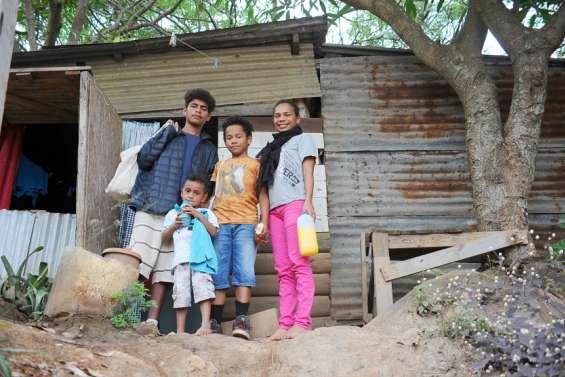 La majorité des familles du squat de l'Impérial, au mont Té, vont être relogées