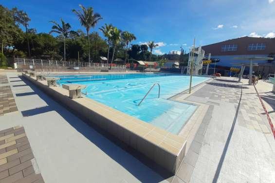 Réouverture de la piscine lundi