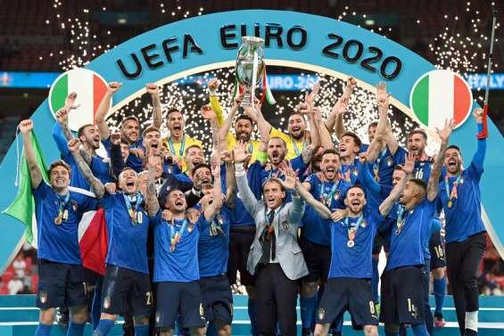 Football : l'Italie sacrée championne d'Europe