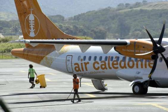 Grève chez Air Calédonie: des perturbationsà prévoirmardi