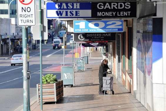 L'épidémie continue de se propager à Sydney