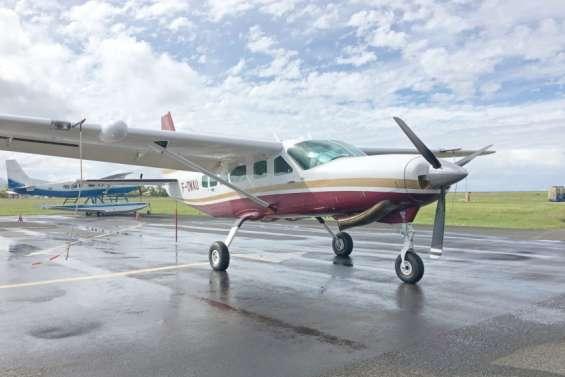 Tahiti Air Charter moins cher qu'Air Tahiti