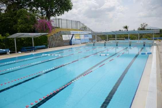 L'entretien des piscines se poursuit