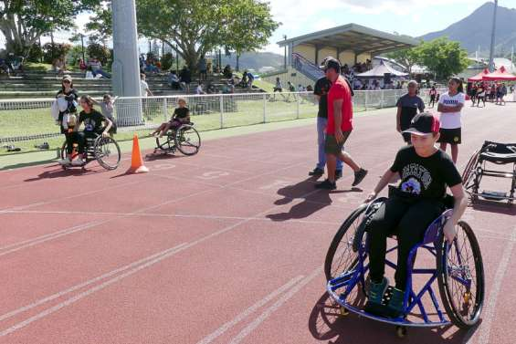 Plus de 6000 personnes ont célébré le sport dans sa diversité