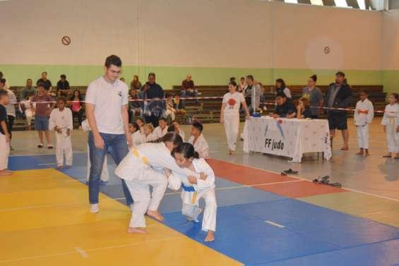 Le Judo club a renoué samedi avec les tournois à domicile