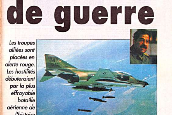 1991 : guerre, tourisme et sécheresse