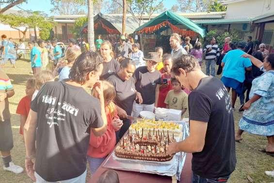 Une fête populaire pour les 40ans de l'ALP
