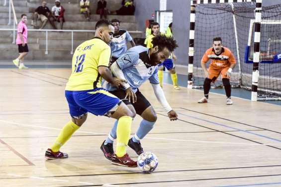 Futsal: le champion en titre a vacillé