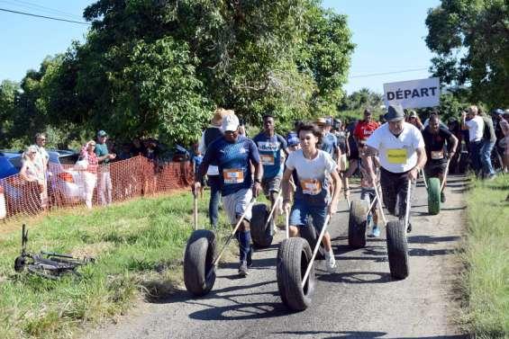 Il n'est pas trop tard pour participer à la course de pneus de ce dimanche à Païta