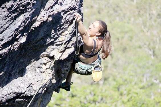 Escalade : un défi nommé Janiroquai