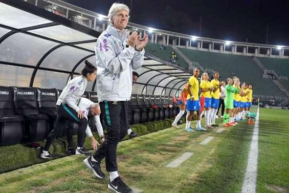 Football : Pia Sundhage et le rêve brésilien