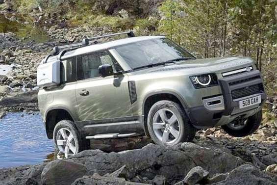 Land Rover Defender 90 : un petit frère déjà grand