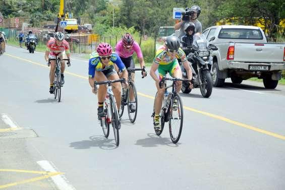 Les cyclistes feront route vers le Nord