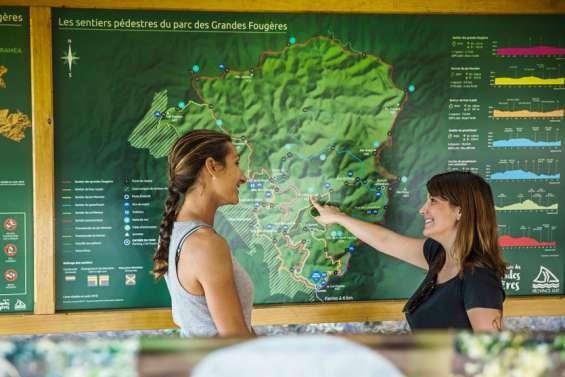 La province Sud reprend la gestion du parc des Grandes Fougères