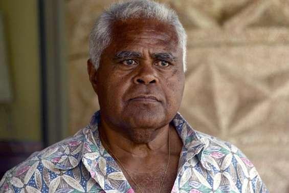 Simon Loueckhote fustige l'attitude de Calédonie ensemble et demande aux non-indépendantistes de se