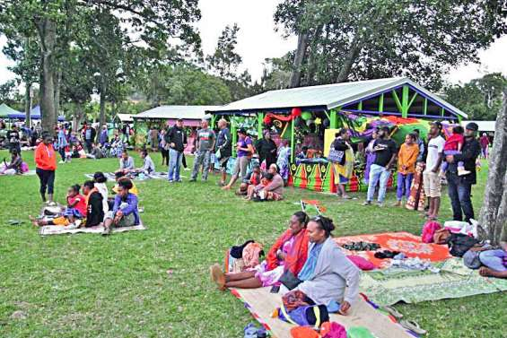La Vanuatu fêteson indépendance ce week-end au parc Fayard