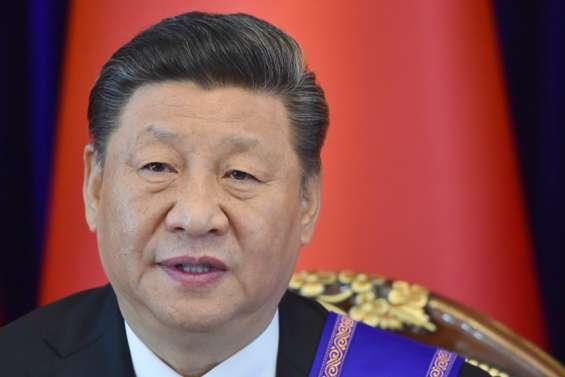 Xi Jinping au Tibet