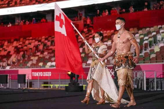 Le Pacifique « brille » dans le stade olympique